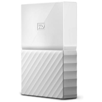 Pevný disk WD My Passport 4TB bílý