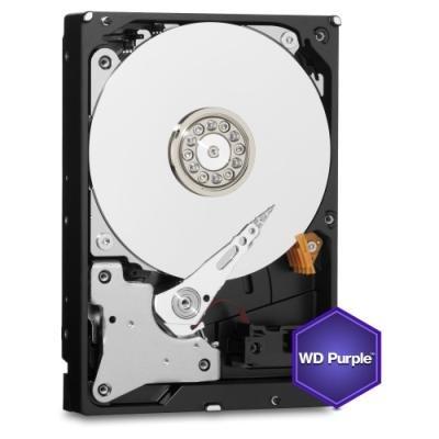 WD HDD PURPLE 10TB / WD101PURZ / SATA 6Gb/s / Interní 3,5