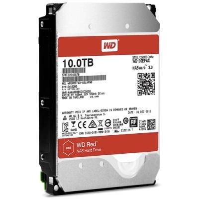 WD HDD RED 10TB / WD100EFAX / SATA 6Gb/s / Interní 3,5