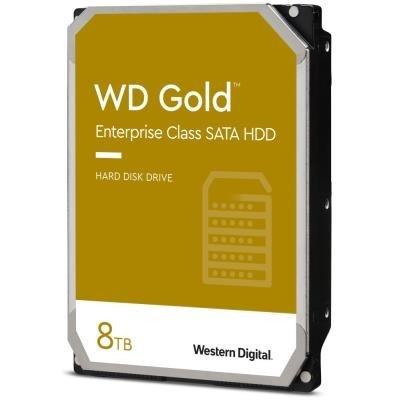 Pevný disk WD GOLD 8TB