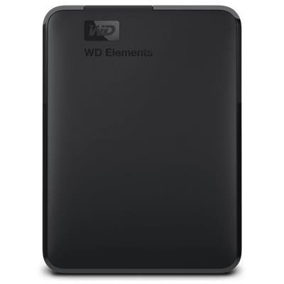 WD HDD Elements Portable 1TB / Externí 2,5