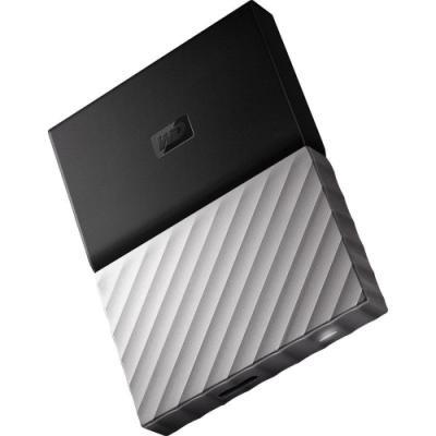 Pevný disk WD My Passport Ultra 1TB černo-šedý