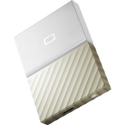 Pevný disk WD My Passport Ultra 1TB bílo-zlatý