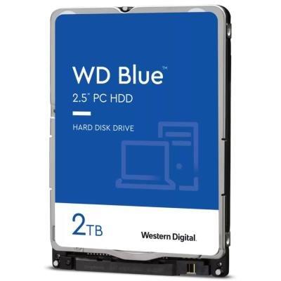 Pevný disk WD Blue 2TB