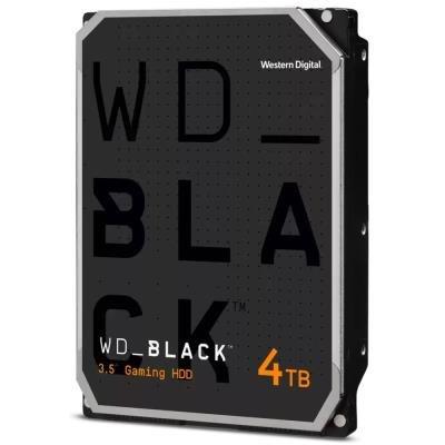 Pevný disk WD Black 4TB