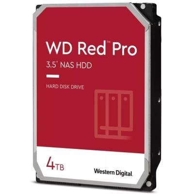 Pevný disk WD Red Pro 4TB