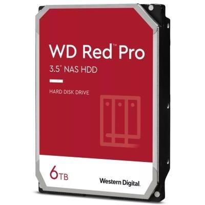 Pevný disk WD Red Pro 6TB