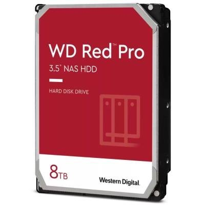 Pevný disk WD Red Pro 8TB