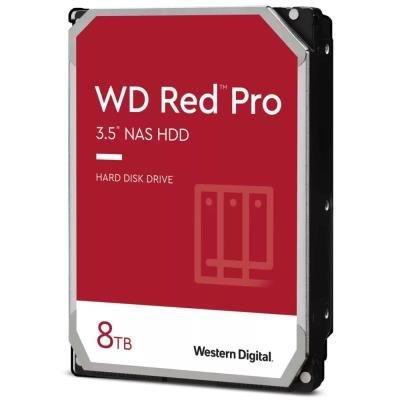 WD HDD RED Pro 8TB / WD8003FFBX / SATA 6Gb/s / Interní 3,5