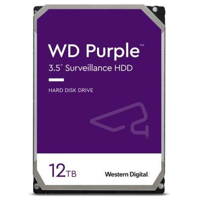 Pevný disk WD Purple 12TB