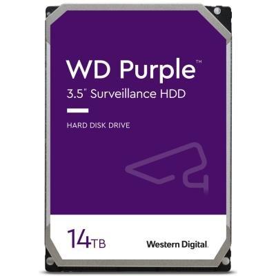 Pevný disk WD Purple 14TB