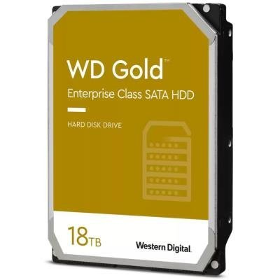 WD GOLD 18TB