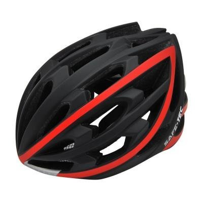 Safe-Tec TYR Black-Red S