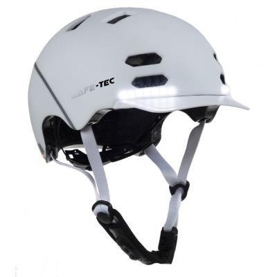 Safe-Tec SK8 White L