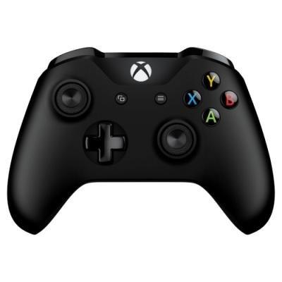 Gamepad Microsoft pro Xbox One S černý