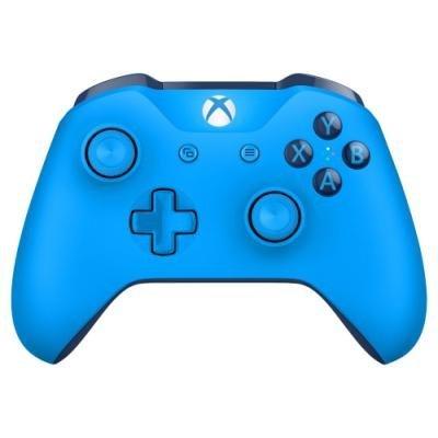 Gamepad Microsoft pro Xbox One S modrý