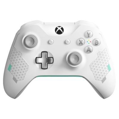 Xbox One S Bezdrátový ovladač Sport White Special Edition
