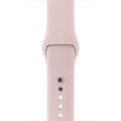 Řemínek Apple Sport Band 38 mm pískově růžový