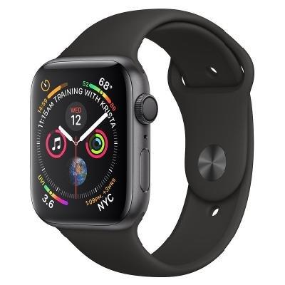 Chytré hodinky Apple Watch 4 GPS 44mm černé