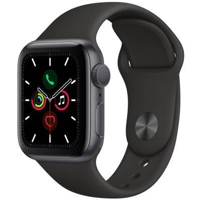 Apple Watch 5 GPS 40mm černé