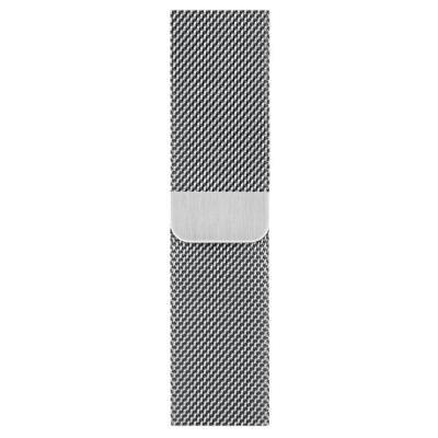 Apple Milanese Loop 40mm stříbrný