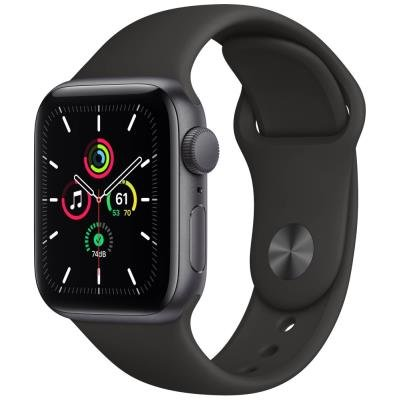 Apple Watch SE GPS 40mm černé