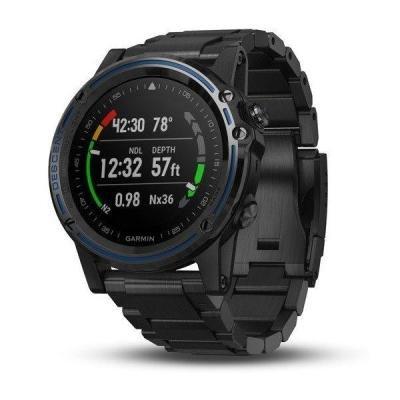Chytré hodinky Garmin Descent Mk1 černé