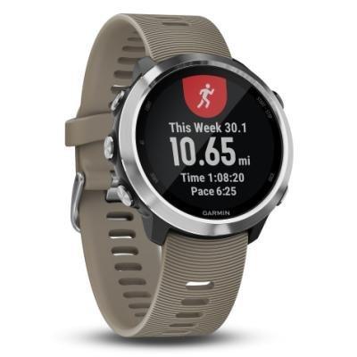 GARMIN GPS sportovní hodinky Forerunner 645 Optic pískové