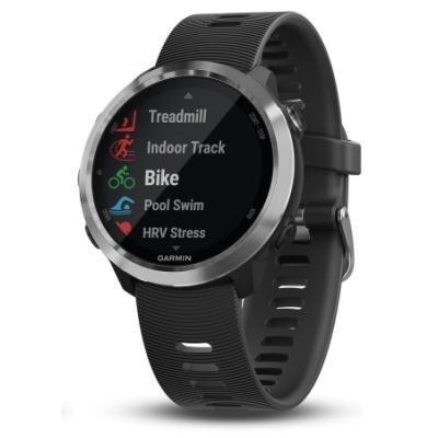 GARMIN GPS sportovní hodinky Forerunner 645 Optic Music černé