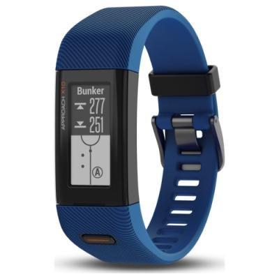 Sportovní hodinky Garmin Approach X10 modré