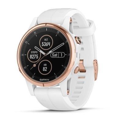 Chytré hodinky Garmin fenix5S Plus Sapphire