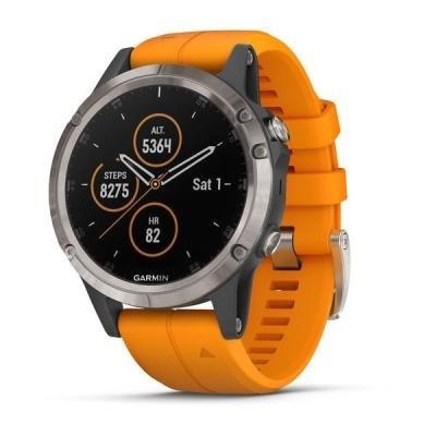 Chytré hodinky Garmin fenix5 Plus Sapphire