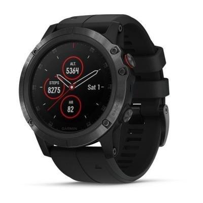 Chytré hodinky Garmin fenix5X Plus Sapphire