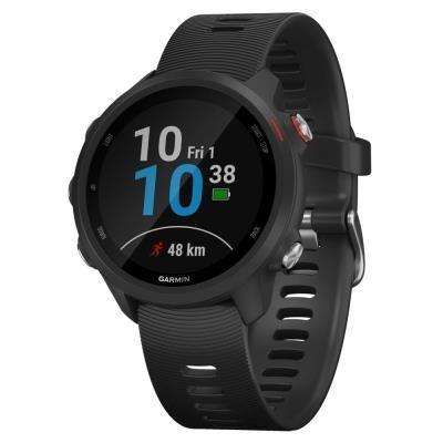 GARMIN GPS sportovní hodinky Forerunner 245 Optic černá