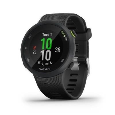 GARMIN GPS sportovní hodinky Forerunner 45 Optic černá