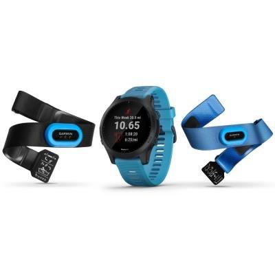 Sportovní hodinky Garmin Forerunner 945 modré
