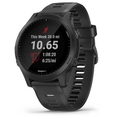 Sportovní hodinky Garmin Forerunner 945 černé