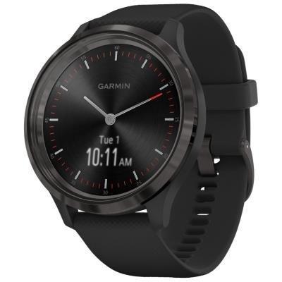 Chytré hodinky Garmin vivomove3 Sport černé