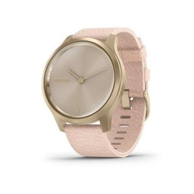 Chytré hodinky Garmin vivomove3 Style zlaté