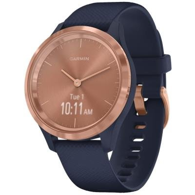 Chytré hodinky Garmin vivomove3S Sport modré