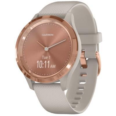 Chytré hodinky Garmin vivomove3S Sport šedé