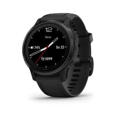 Chytré hodinky Garmin fenix6S PRO Glass černé