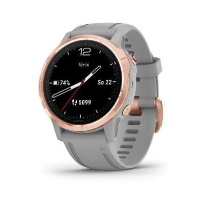 Chytré hodinky Garmin fenix6S PRO Sapphire šedé