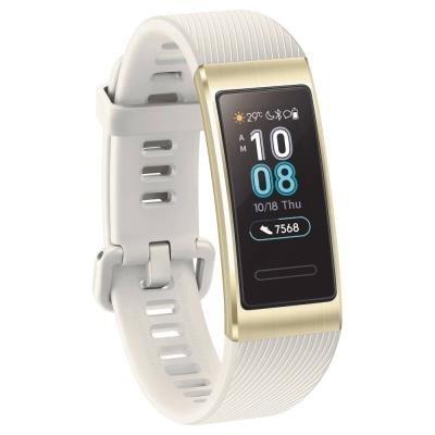 Chytrý náramek Huawei Band 3 Pro zlatý