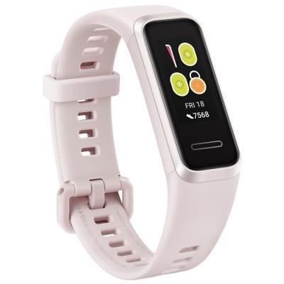 Chytrý náramek Huawei Band 4 růžový