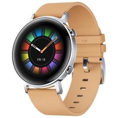 Sportovní hodinky Huawei Watch GT 2 béžové
