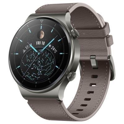 Huawei Watch GT 2 Pro šedo-hnědé