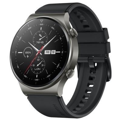 Huawei Watch GT 2 Pro šedo-černé