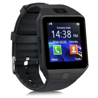 Chytré hodinky IMMAX SW1 černé