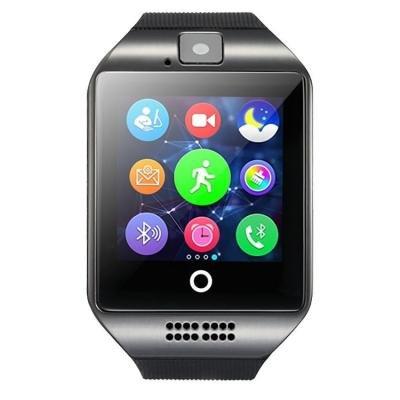 Chytré hodinky IMMAX SW7 černé
